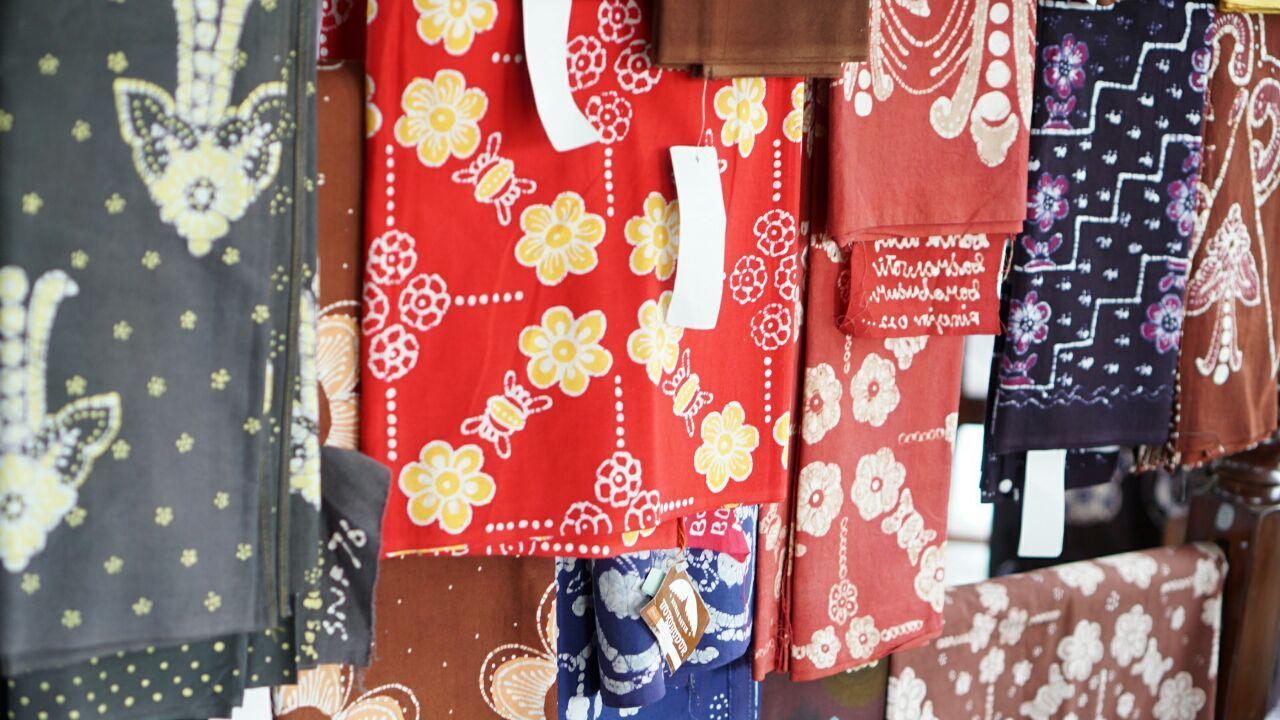 Batik Selembar Kain Catatan Peradaban Bangsa Indonesia Yogya Gudegnet