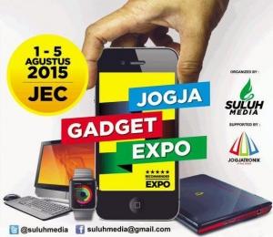 Jogja Gadget Expo di Jogja Expo Centre