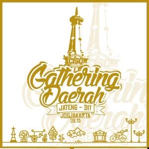 Gathering Daerah II CISC Jateng - DIY. Yogyakarta