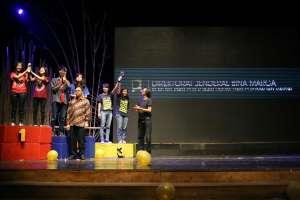 Awarding Night Pinasthika XVI Lahirkan Hero Baru