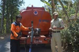 Dusun Gejlig & Kagog Dapat Bantuan Air Bersih
