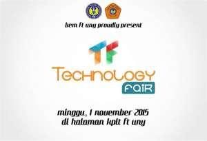Technology Fair 2015 di FT UNY