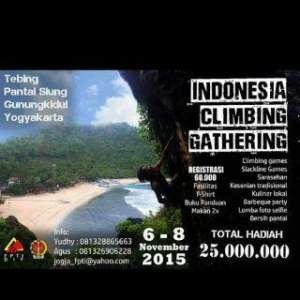 Indonesia Climbing Gathering