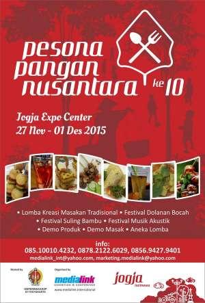 Pesona Pangan Nusantara