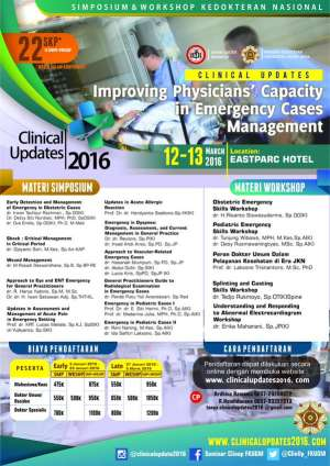 Clinical Updates FK UGM