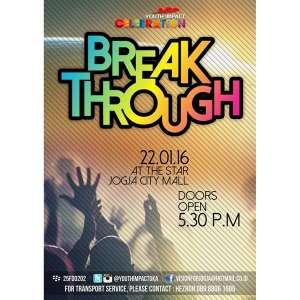 Youth Impact Celebration - BREAKTHROUGH