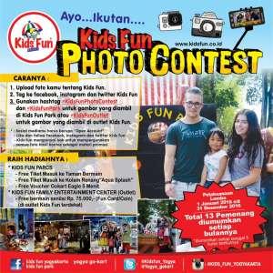 Ikuti Kids Fun Photo Contest