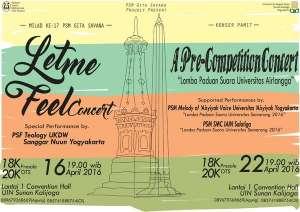 Konser Milad dan Konser Pamit
