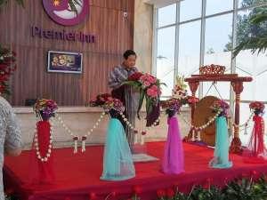 grand opening hotel premiere in satoria yogyakarta