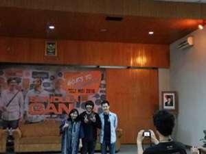 """""""Sundul Gan: The story of kaskus"""" –sebuah film dari, untuk dan bagi generasi muda indonesia"""