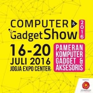 Computer & Gadget Show 16-20 Juli | JEC