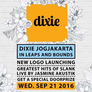 Dixie New Logo Launching | 21 September 2016