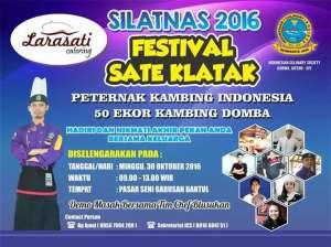 Festival Sate Klatak