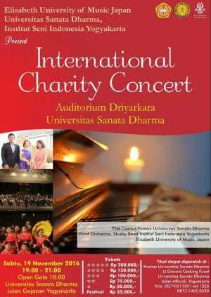 International Charity Concert