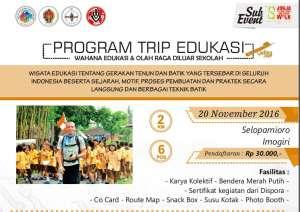 Program Trip Edukasi