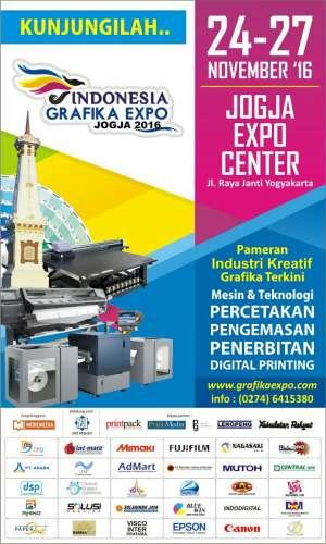 Indonesia Grafika Expo Jogja 2016