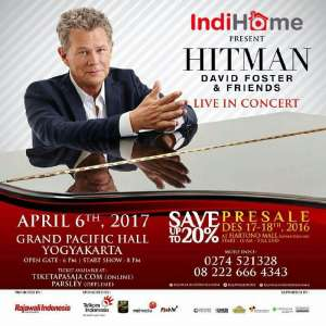 David Foster & Friends Live in Concert