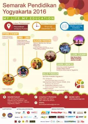 Semarak Pendidikan Yogyakarta 2016