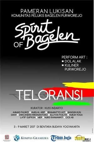 """Pameran Lukisan """"Spirit of Bagelen"""""""