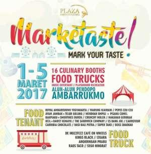 "Marketaste ""Mark Your Taste"""