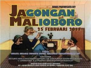 "Jagongan Malioboro "" Budaya Sebagai Penguat Untuk Kemajuan Kepariwisataan DIY"""