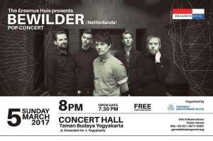 Pop Concert - BEWILDER (Netherlands)