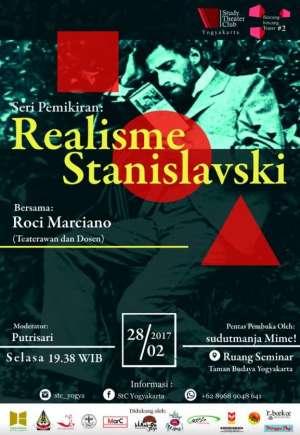 Realisme Stanislavski bersama Roci Marciano