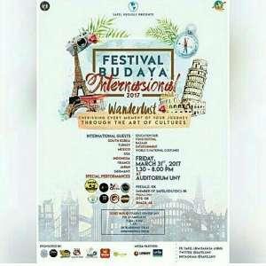Festival Budaya Internasional 2017