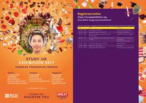 Study Uk Exhibiton 2017 (Pameran Pendidikan Inggris)