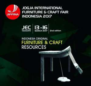 Jogja International Furniture & Craft Fair Indonesia 2017