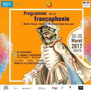 Pameran Frankofoni 2017