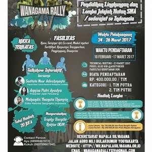 Wanagama Rally
