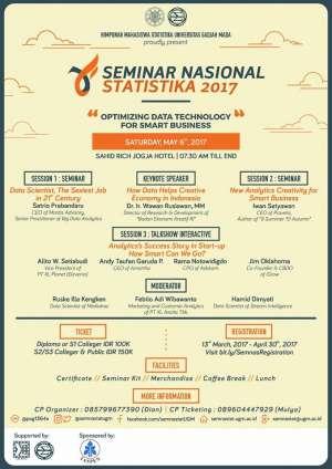 Seminar Nasional Statistika 2017