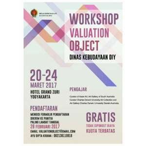 Workshop Valuation Object