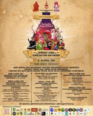 Pagelaran Seni Budaya 'Sanggar Sritanjung'