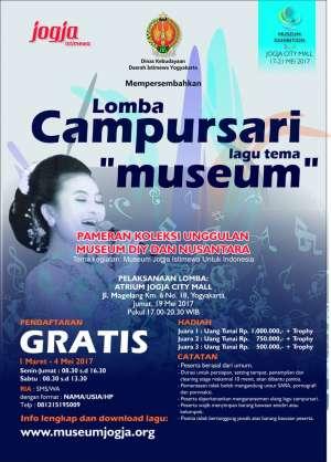 Lomba Campursari Tema Museum
