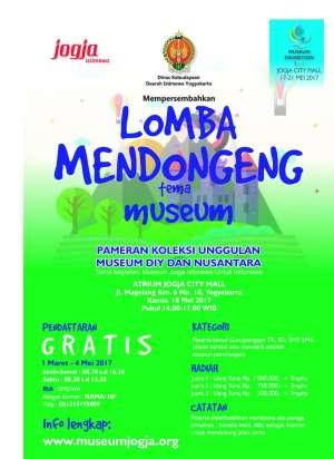 Lomba Mendongeng Tema Museum