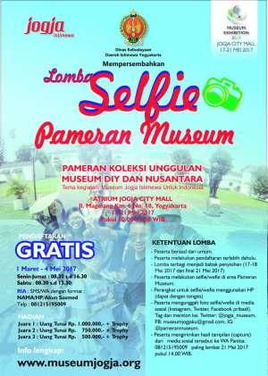 "Lomba Selfie ""Pameran Museum"""