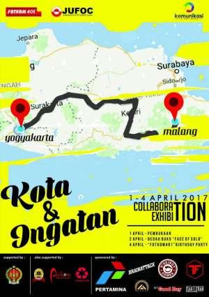 "Collaboration Exhibition ""Kota dan Ingatan"""
