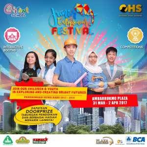 Junior Enterpreneur Festival 2017