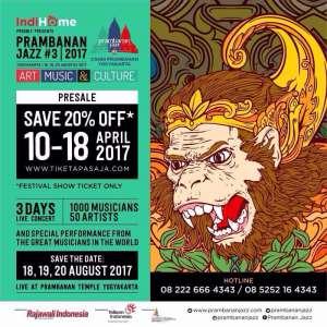 Prambanan Jazz #3