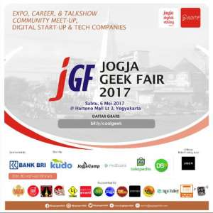 Jogja Geek Fair 2017 di Hartono Mall Jogja