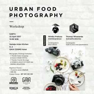 Urban Food Photography