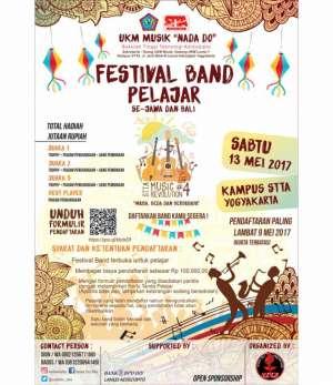 Festival Band Pelajar Se-Jawa Bali