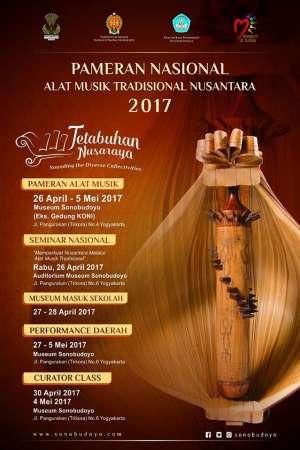 Pameran Nasional Alat Musik Tradisional