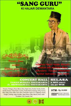"""Pementasan Teater """"Sang Guru"""" by TOPY"""