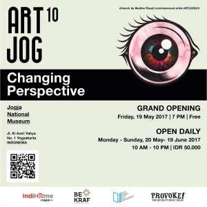"""ArtJog #10 """"Changing Perspective"""""""