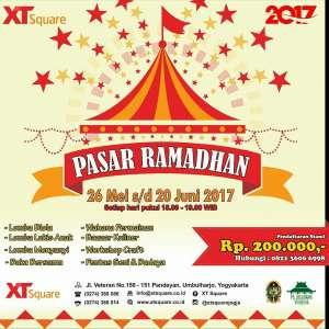 Gebyar Pasar Ramadhan 2017 di XT Square