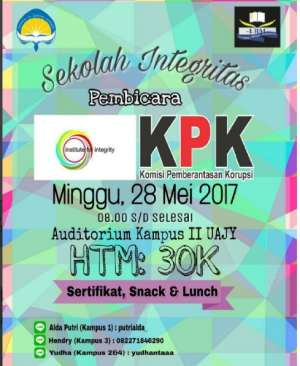 Talkshow KPK