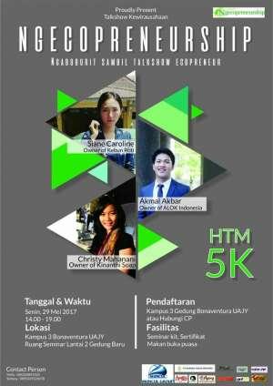 Talkshow Ngecopreneurship